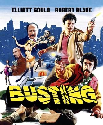 Ещё один арест / Busting (1974): постер