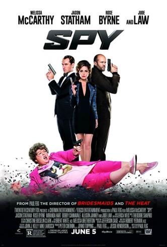 """Шпион / Spy (2015)"""" постер"""