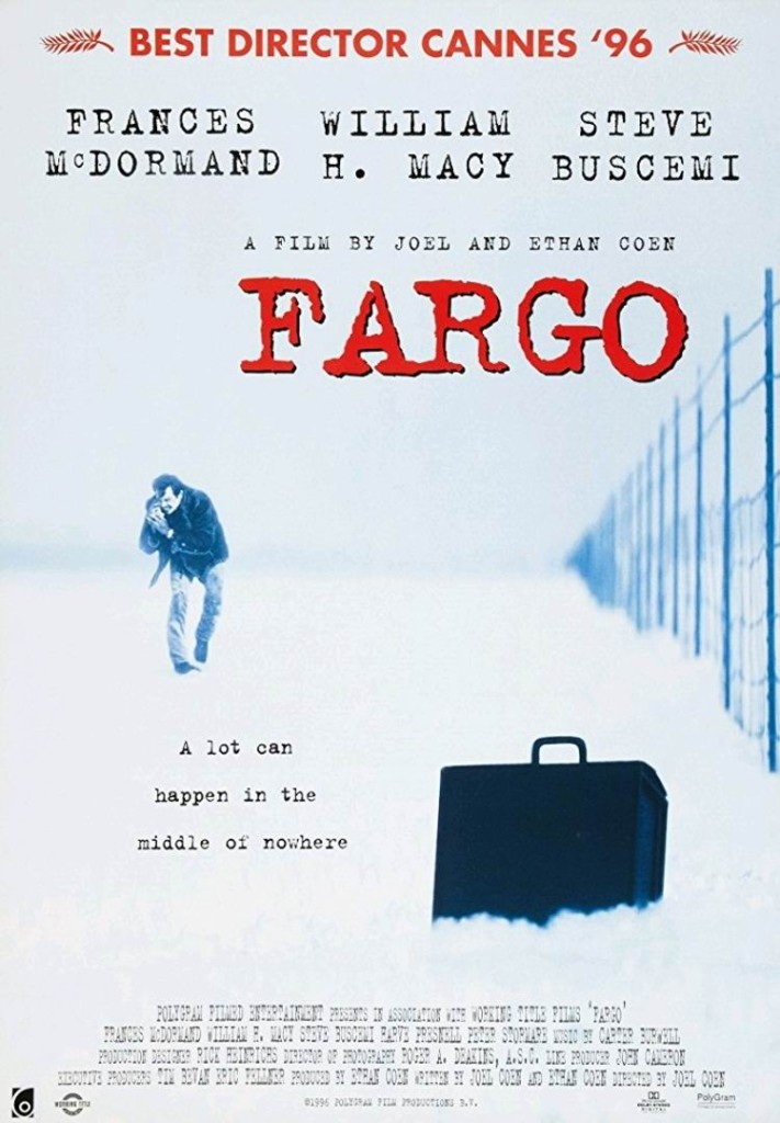 Фарго / Fargo (1996): постер