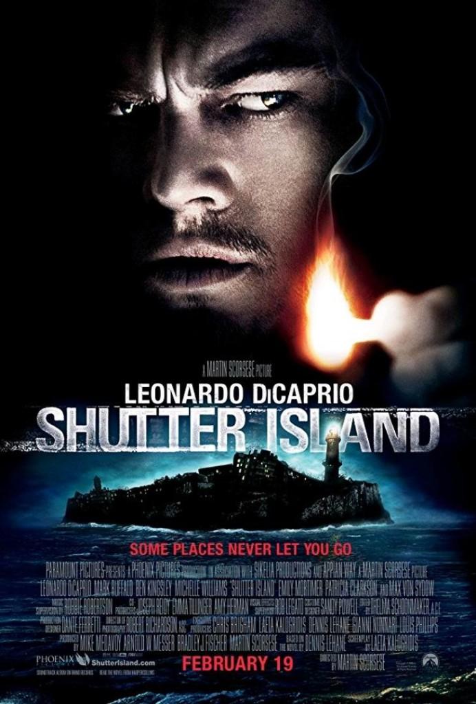 Остров проклятых / Shutter Island (2010): постер