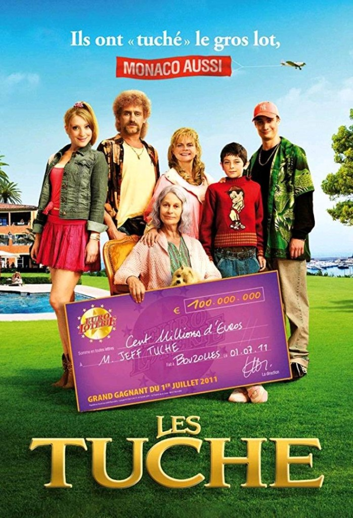 100 миллионов евро / Les Tuche (2011): постер