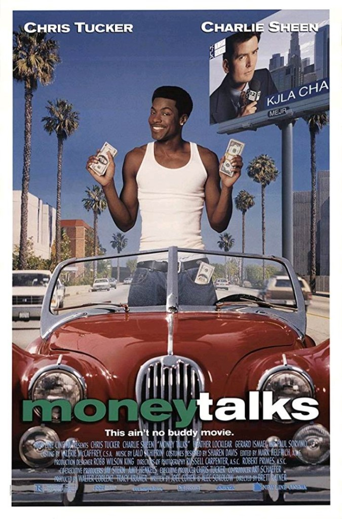 Деньги решают всё / Money Talks (1997): постер