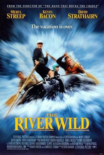 Дикая река / The River Wild (1994): постер