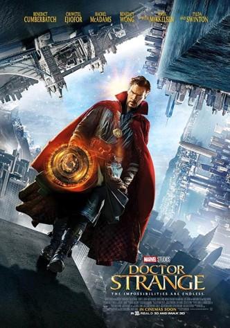 Доктор Стрэндж / Doctor Strange (2016): постер
