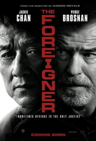 Иностранец / The Foreigner (2017): постер