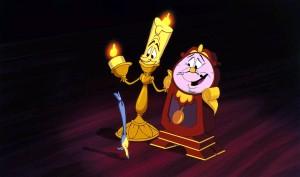 Красавица и чудовище / Beauty and the Beast (1991): кадр из фильма