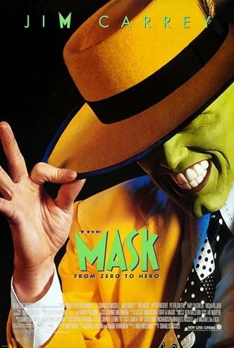 Маска / The Mask (1994): постер