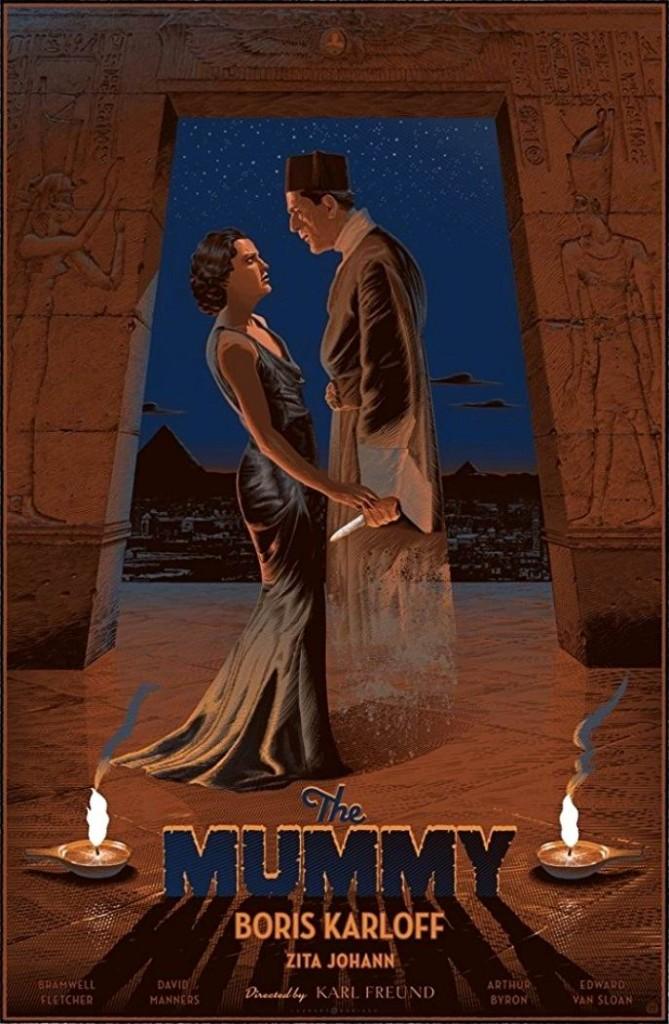 Мумия / The Mummy (1932): постер