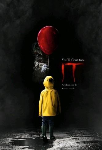 Оно / It / Ça (2017): постер