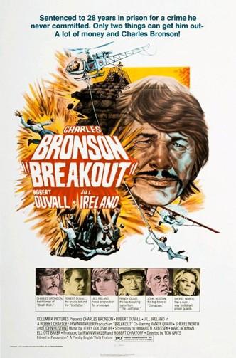 Побег / Breakout (1975): постер