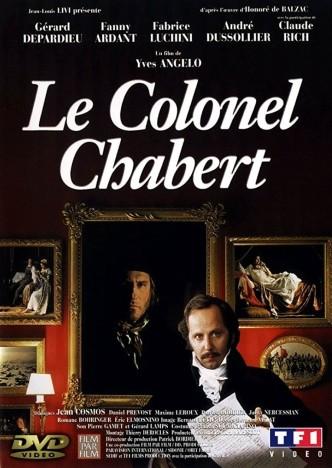 Полковник Шабер / Le colonel Chabert (1994): постер