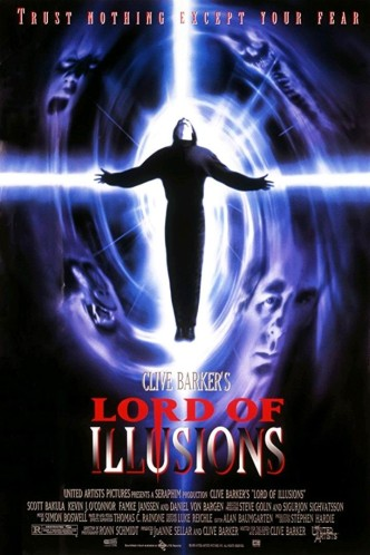 Повелитель иллюзий / Lord of Illusions (1995): постер