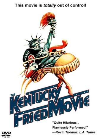 Солянка по-кентуккийски / The Kentucky Fried Movie (1977): постер