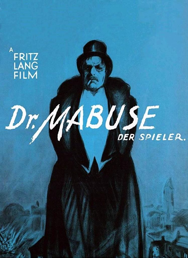 Доктор Мабузе, игрок / Dr. Mabuse, der Spieler (1922): постер