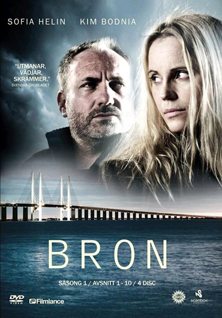 Мост / Bron/Broen (2011-2018) (телесериал): постер