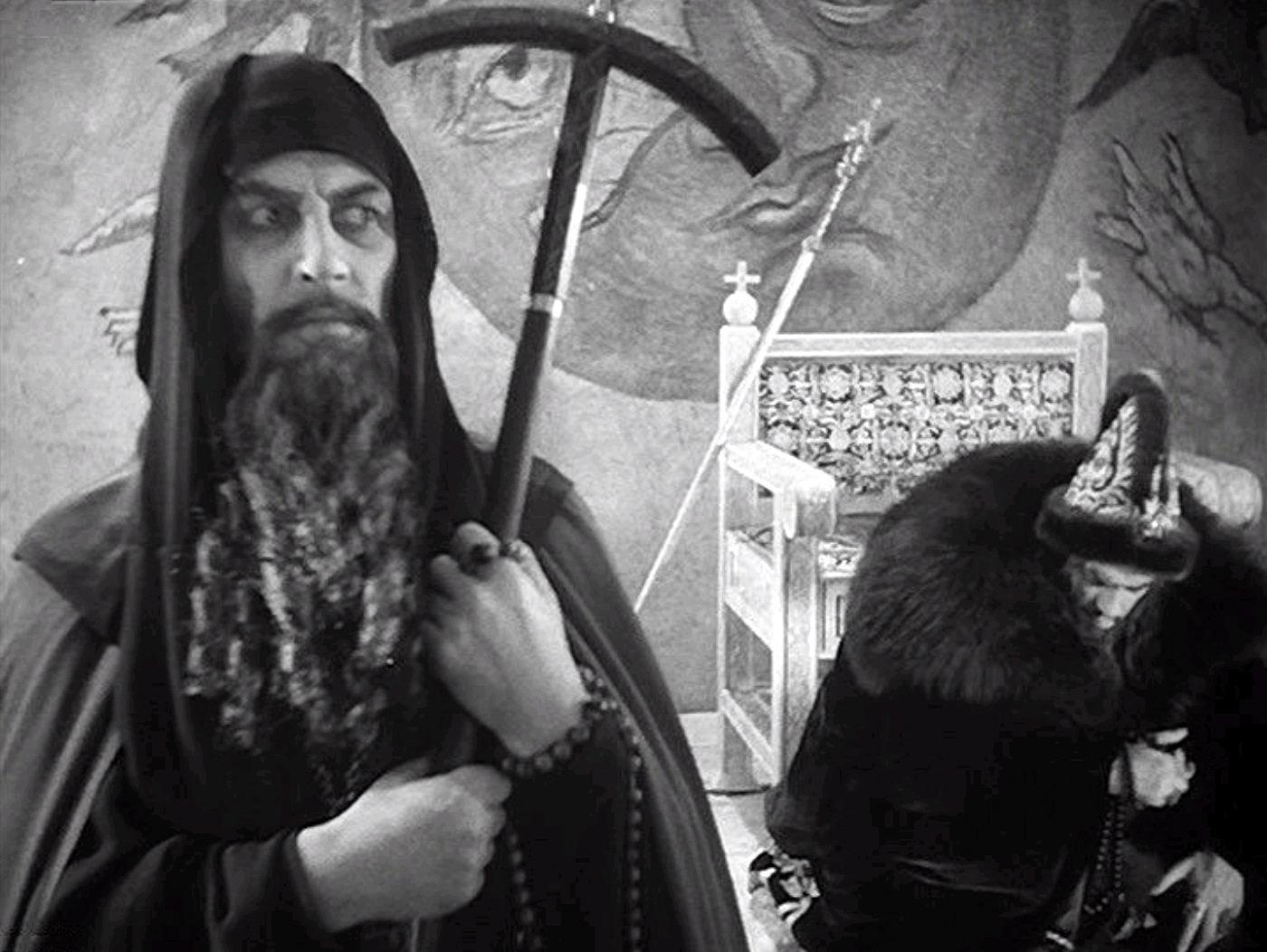 Иван Грозный. Сказ второй: Боярский заговор / Ivan Groznyy. Skaz vtoroy: Boyarskiy zagovor (1958): кадр из фильма