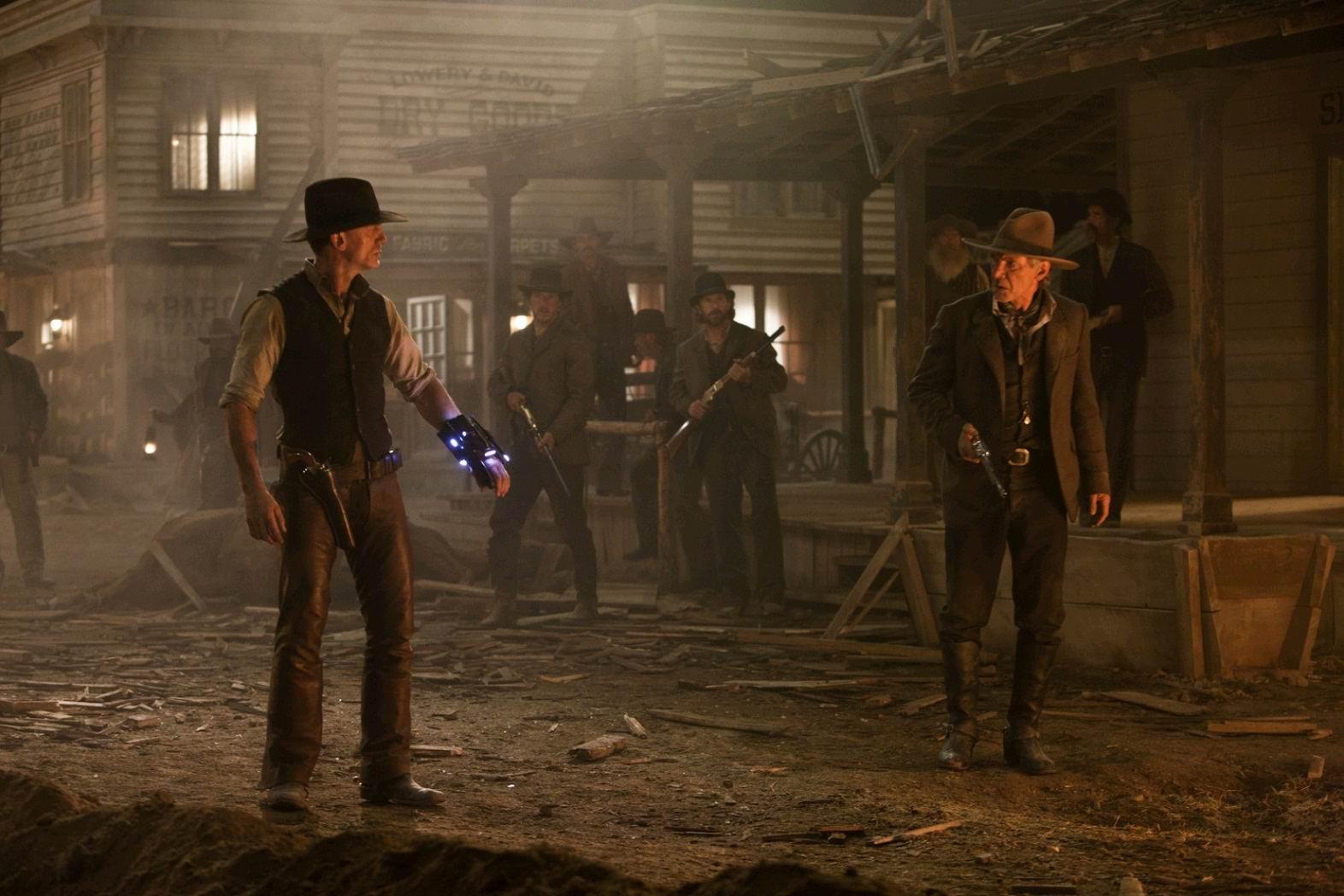 Ковбои против пришельцев / Cowboys & Aliens (2011): кадр из фильма