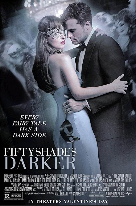 На пятьдесят оттенков темнее / Fifty Shades Darker (2017): постер