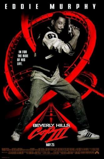 Полицейский из Беверли-Хиллз 3 / Beverly Hills Cop III (1994): постер