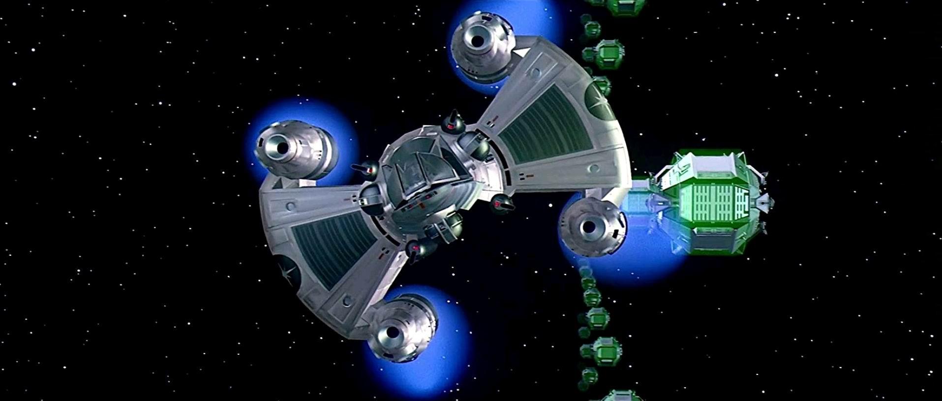 Последний звёздный боец / The Last Starfighter (1984): кадр из фильма
