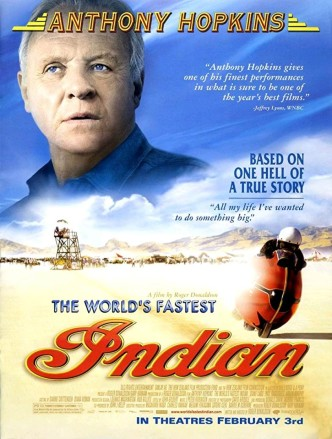 Самый быстрый «Индиан» / The World's Fastest Indian (2005): постер
