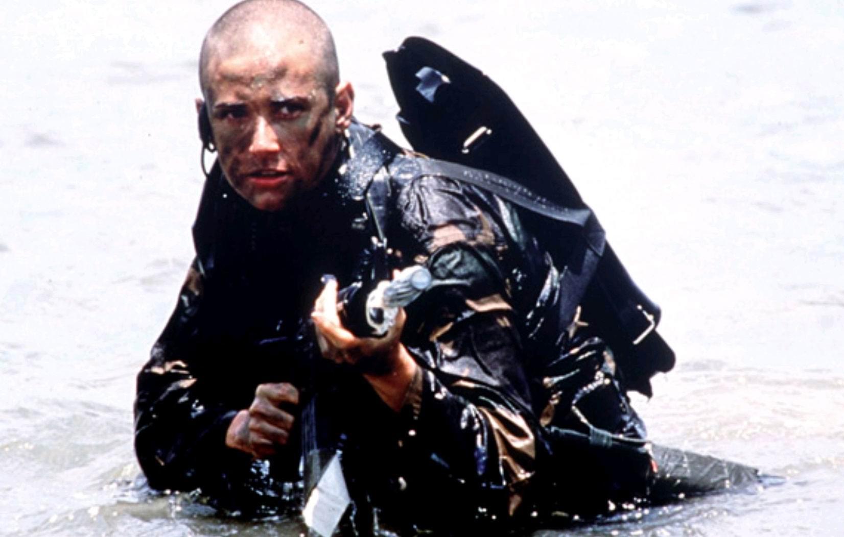 Солдат Джейн / G.I. Jane (1997): кадр из фильма