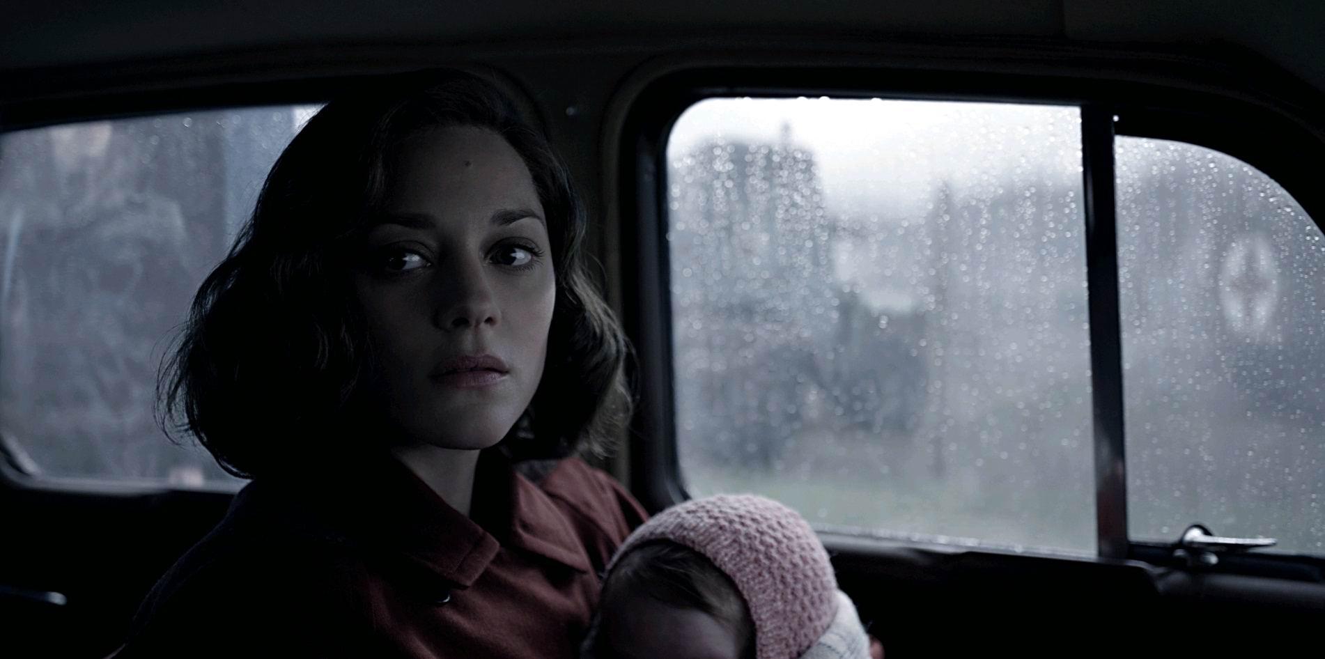Союзники / Allied (2016): кадр из фильма