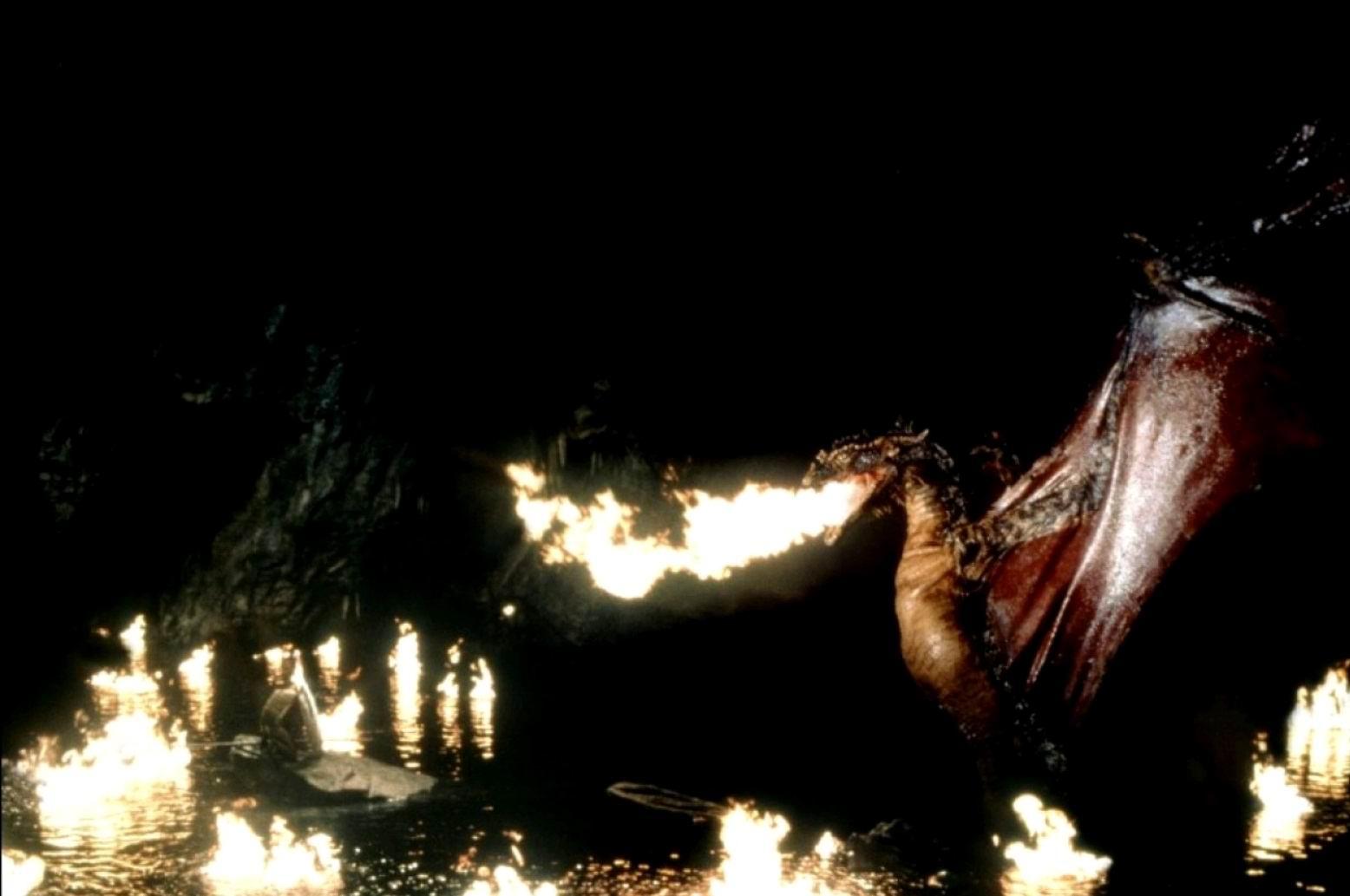 Убийца дракона / Dragonslayer (1981): кадр из фильма