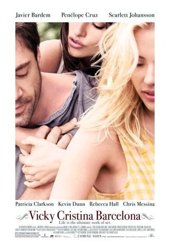 Вики Кристина Барселона / Vicky Cristina Barcelona (2008): постер