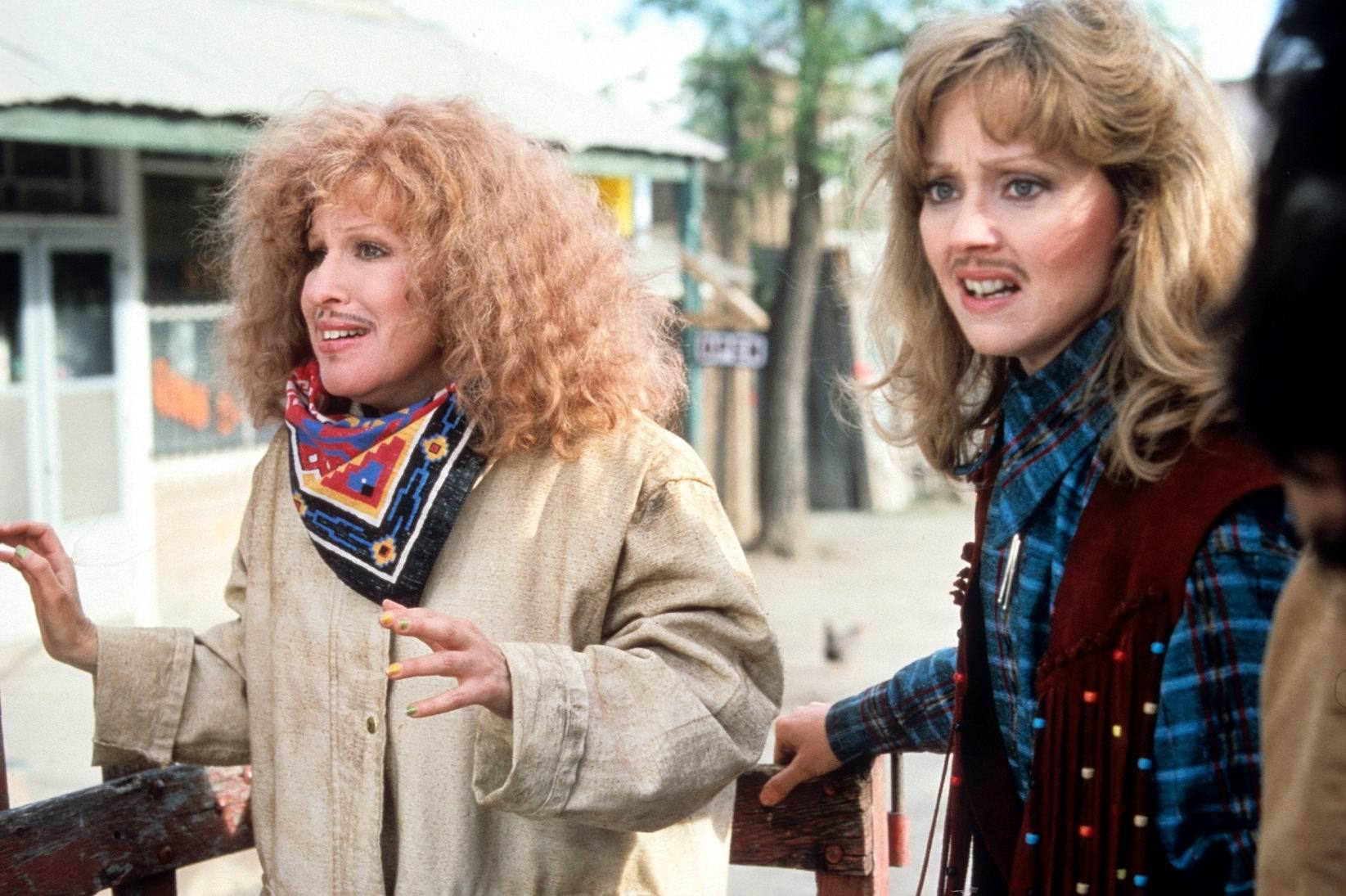 Бешеные деньги / Outrageous Fortune (1987): кадр из фильма