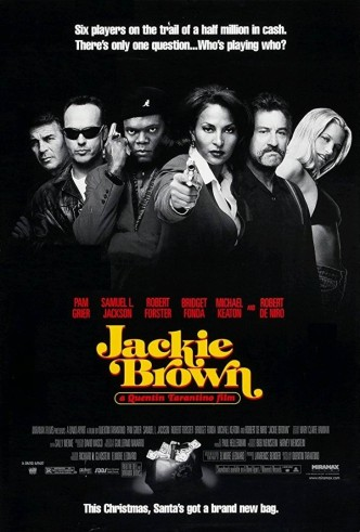 Джеки Браун / Jackie Brown (1997): постер