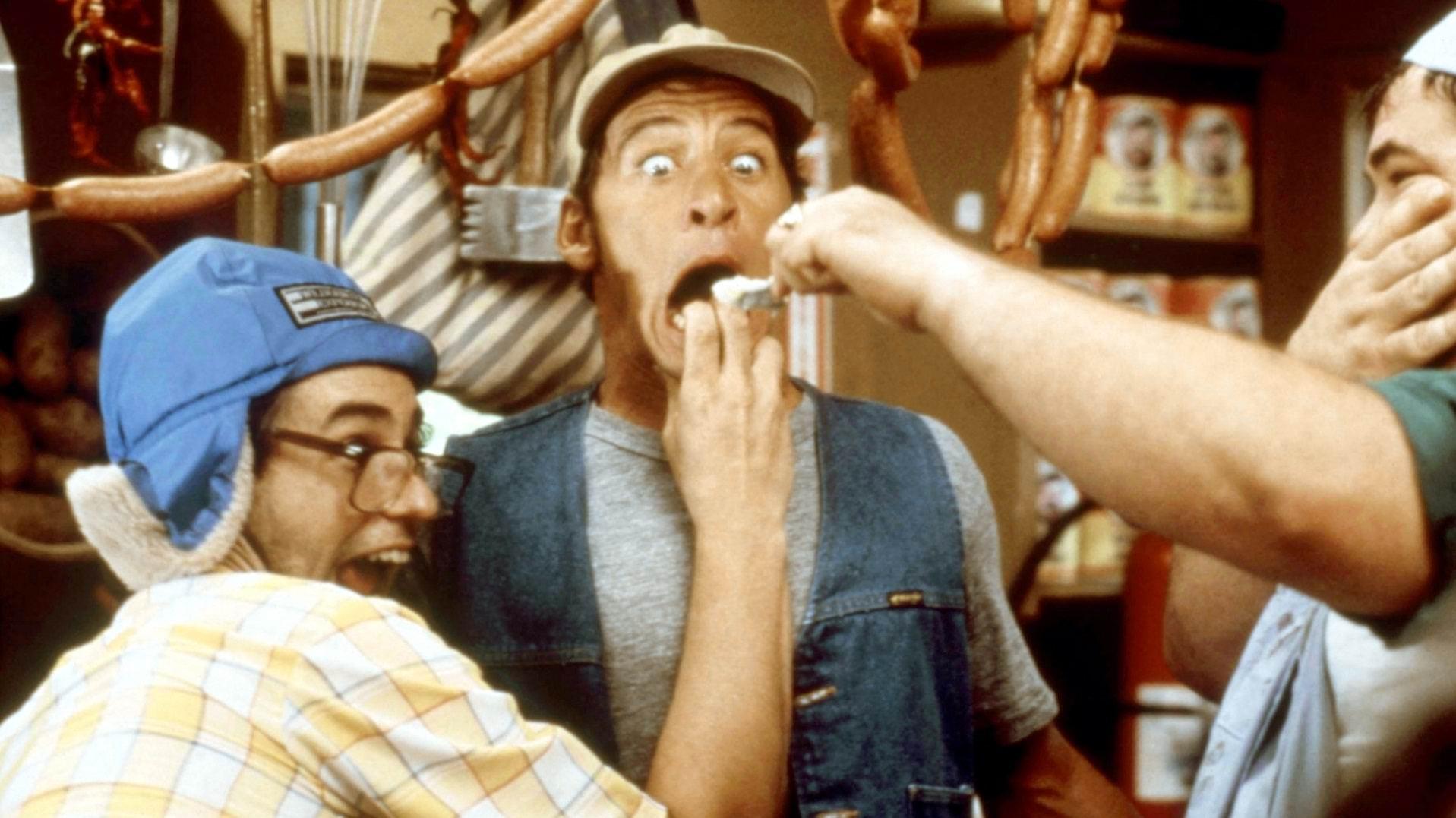 Эрнест в лагере / Ernest Goes to Camp (1987): кадр из фильма