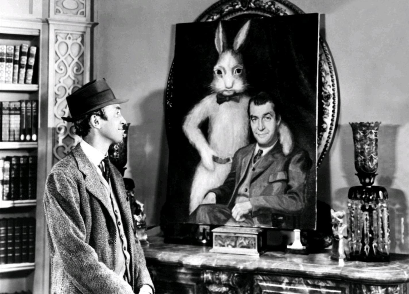 Харви / Harvey (1950): кадр из фильма