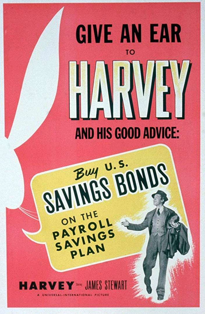 Харви / Harvey (1950): постер