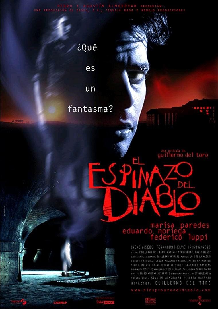 Хребет дьявола / El espinazo del diablo / L'échine du diable (2001): постер