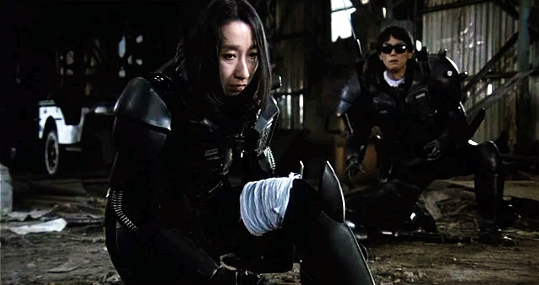 Красные очки / Jigoku no banken: akai megane (1987): кадр из фильма