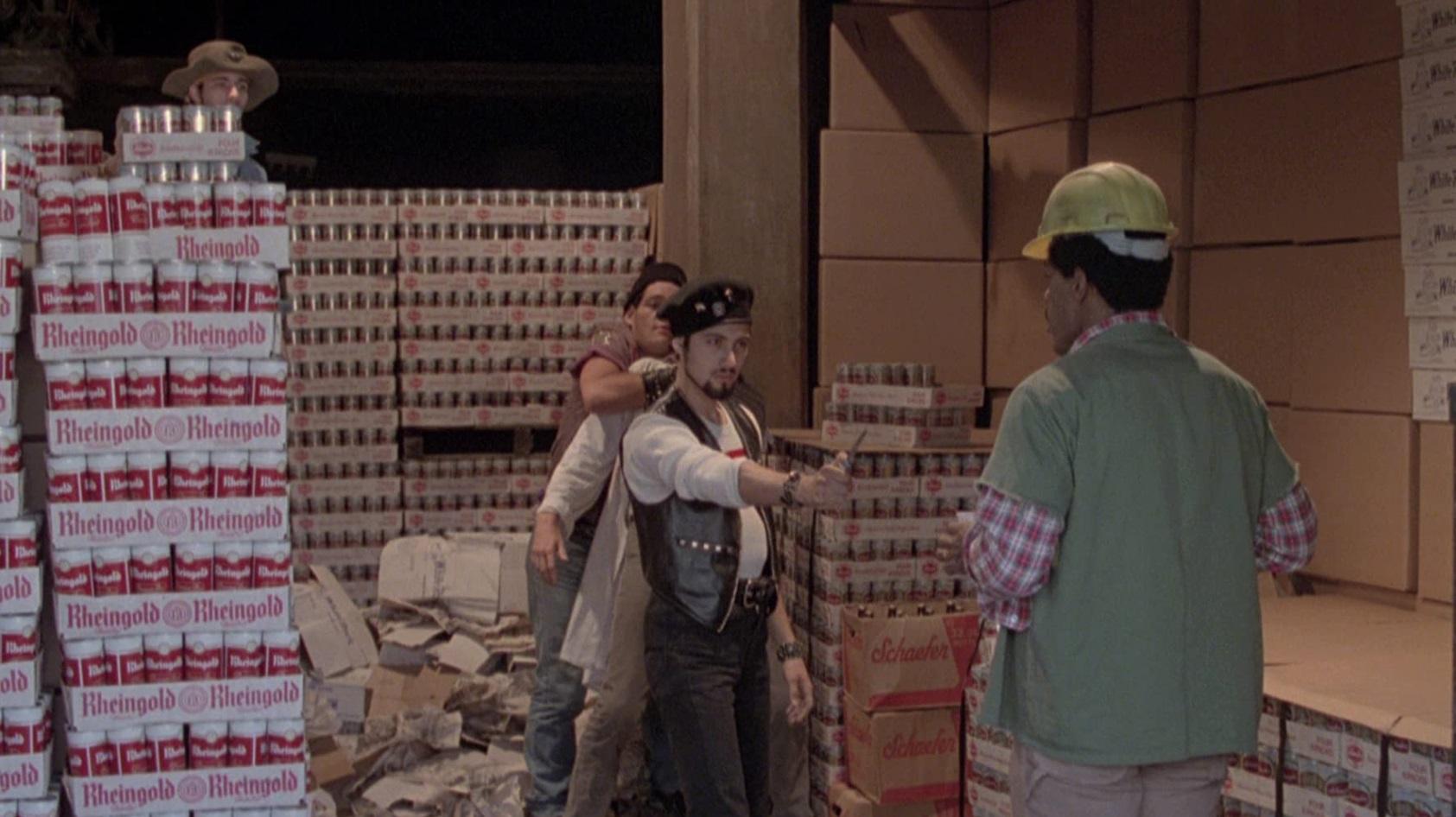 Мститель / The Exterminator (1980): кадр из фильма