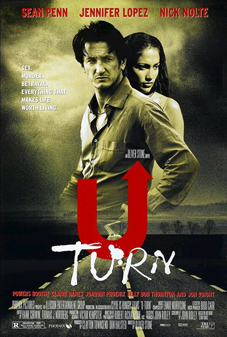 Поворот / U Turn (1997): постер