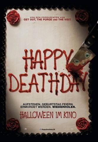 Счастливого дня смерти / Happy Death Day (2017): постер