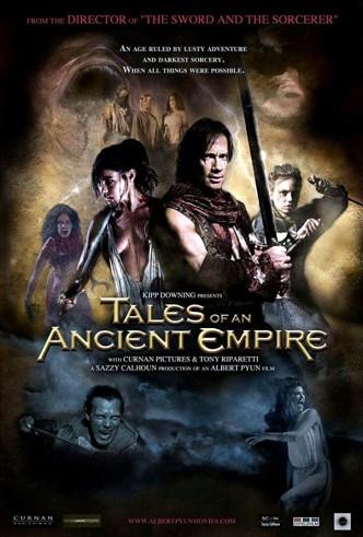 Сказки о древней империи / Tales of an Ancient Empire (2010): постер