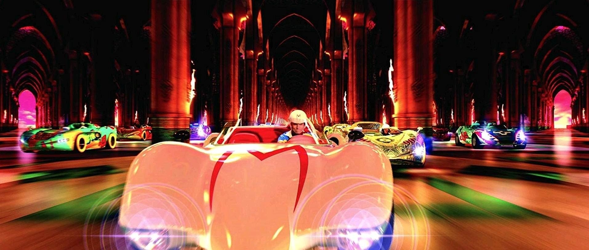 Спиди-гонщик / Speed Racer (2008): кадр из фильма
