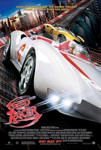 Спиди-гонщик / Speed Racer (2008): постер