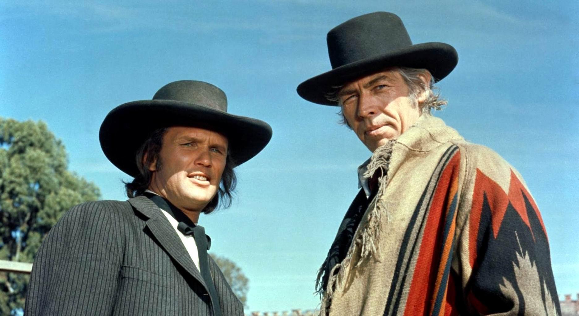 Пэт Гэрретт и Билли Кид / Pat Garrett & Billy the Kid (1973): кадр из фильма