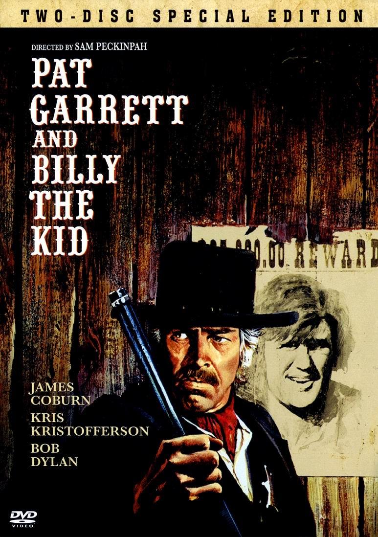 Пэт Гэрретт и Билли Кид / Pat Garrett & Billy the Kid (1973): постер
