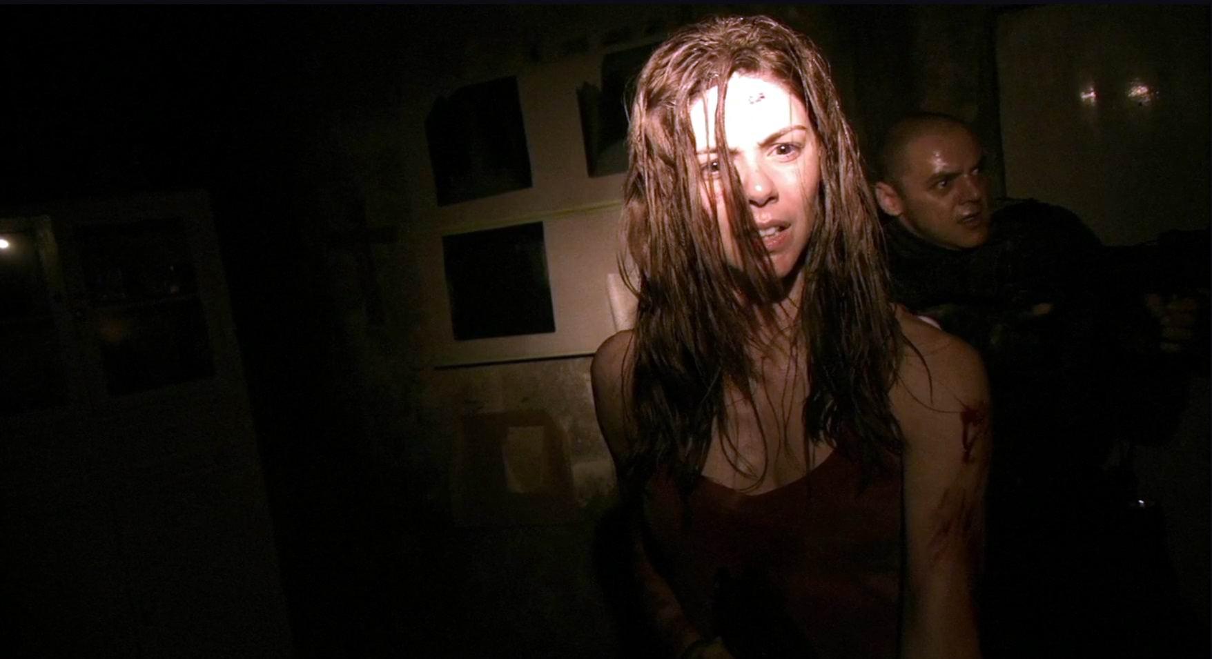 Репортаж / [Rec] (2007): кадр из фильма