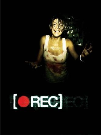 Репортаж / [Rec] (2007): постер