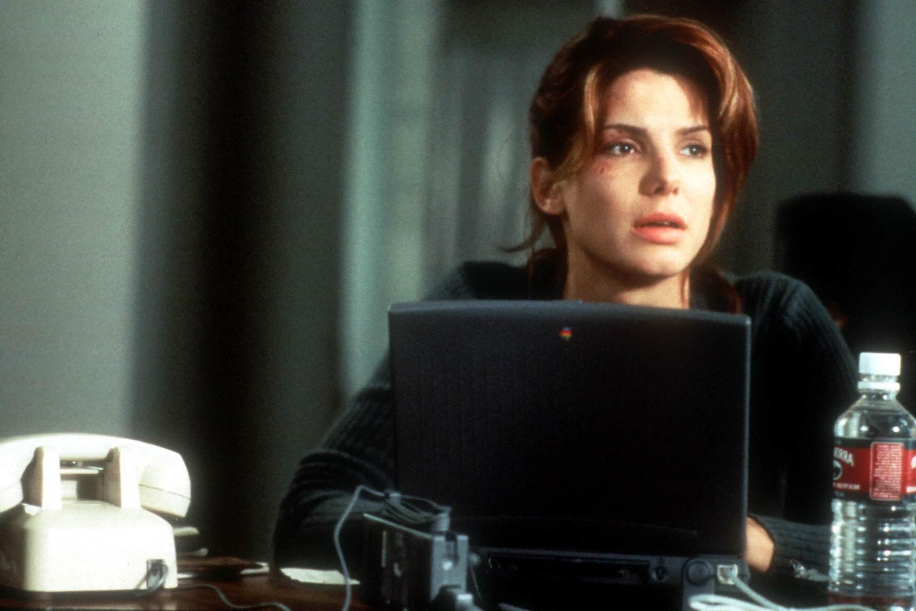 Сеть / The Net (1995): кадр из фильма