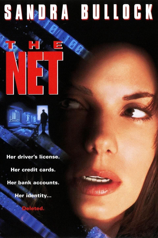 Сеть / The Net (1995): постер