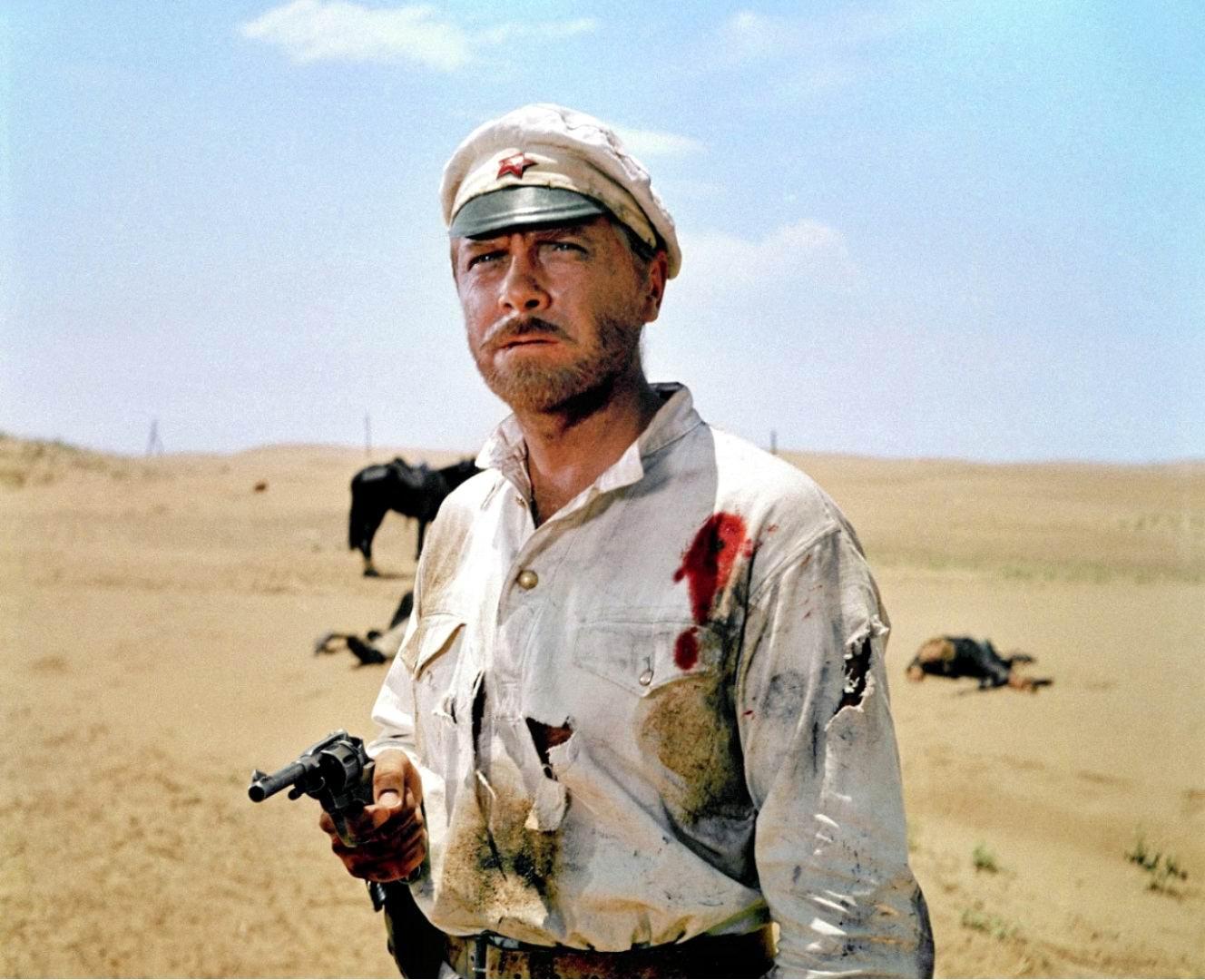 Белое солнце пустыни / Beloe solntse pustyni (1970): кадр из фильма