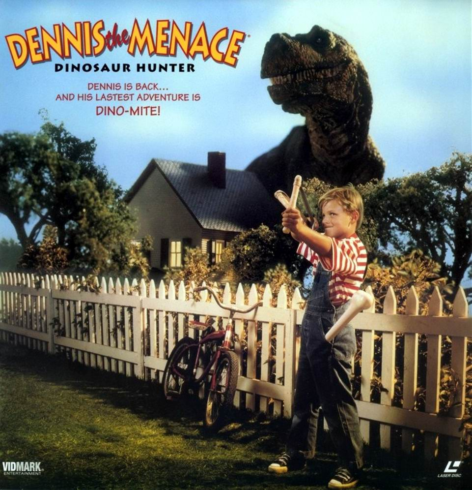 Деннис-мучитель / Dennis the Menace (1987) (ТВ): постер